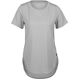 tentree Cascade Shortsleeve Shirt Women grey